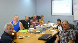 Planning Meeting January 2014